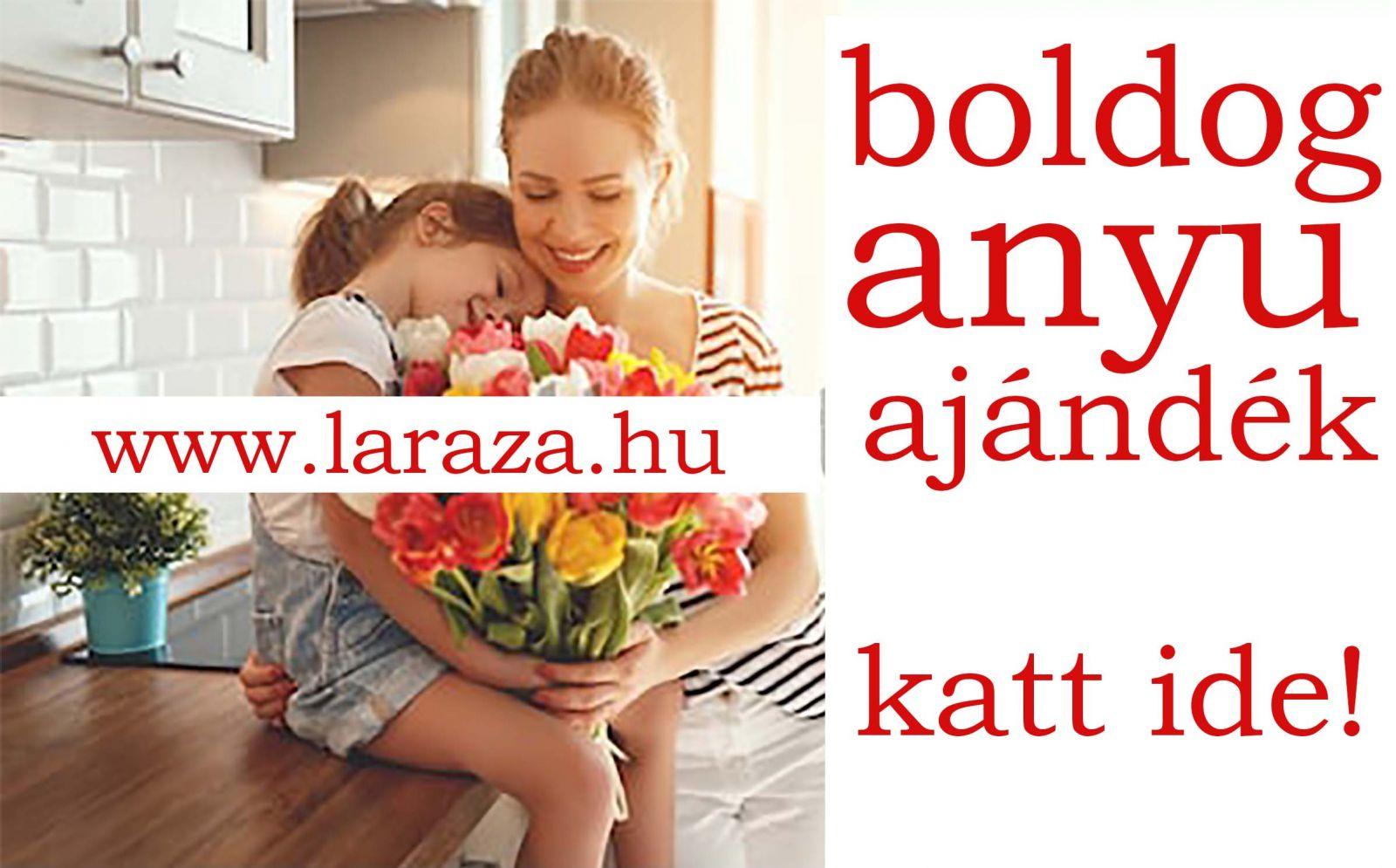 Anyáknapi ajándékötletek a La Raza Webshopon