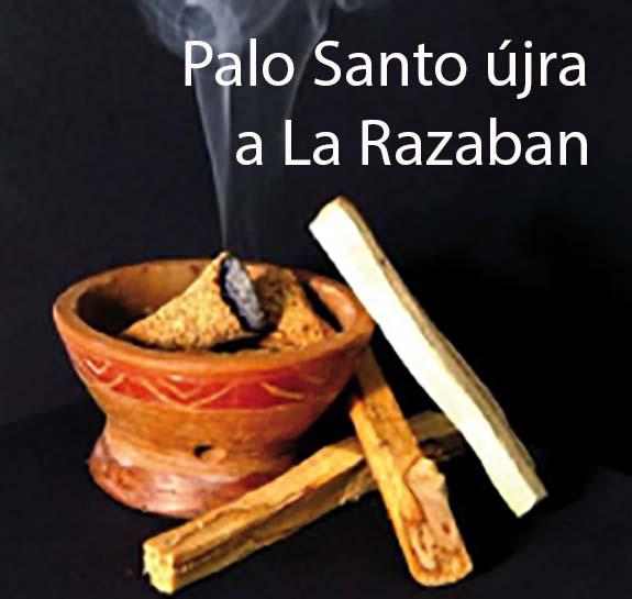 Palo Santo a La Raza Üzletben